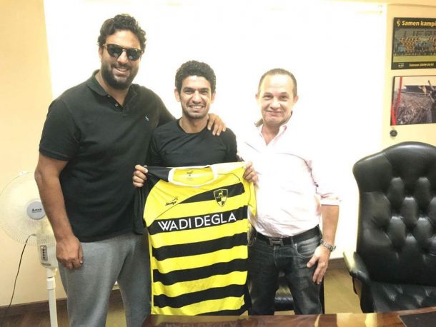 OFFICIAL: Wadi Degla complete signing of Hussein Yasser