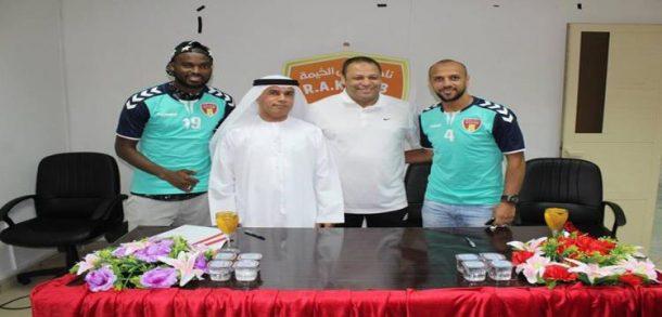 Moataz Eno joins Emirate side Ras El-Kheima
