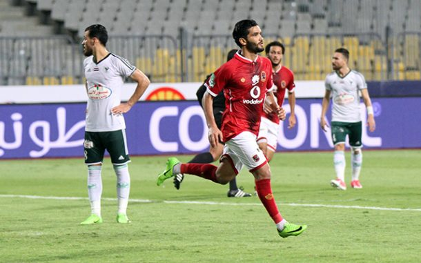 Saleh Gomaa fined again for missing training session