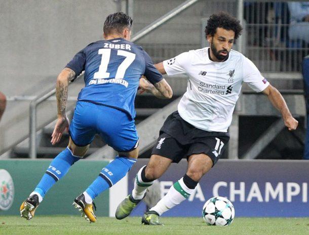 klopp, Mohamed Salah