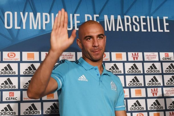 Valencia's Aymen Abdennour makes Marseille loan move