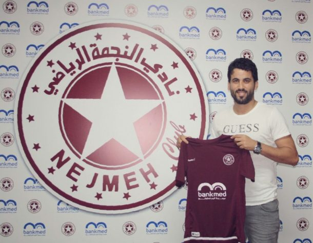 OFFICIAL: Mahmoud Fathallah joins Lebanese side Al-Nejmeh