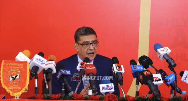 Taher: Al Ahly participated in Arab Championship forpolitical reasons