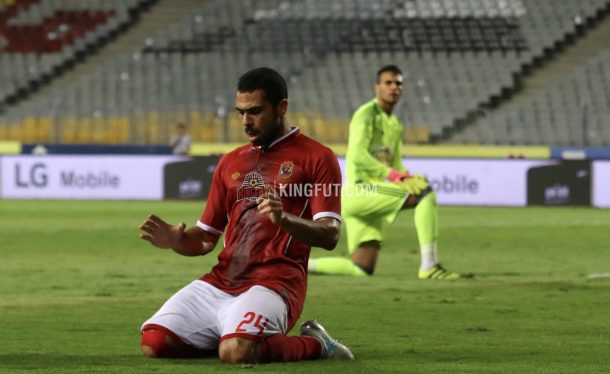 Ahmed Fathi included in CAF's team of the week