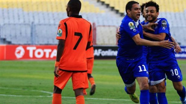 OFFICIAL: Ahmed Raouf signs for Wadi Degla from Smouha