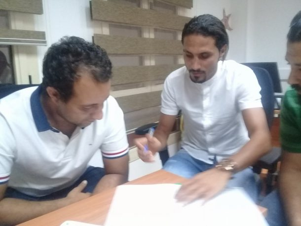 OFFICIAL: Zamalek sign Syria international Alaa Al Shbli on a free transfer