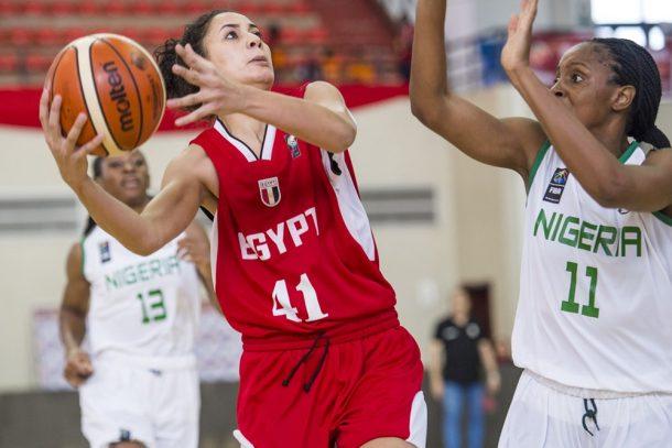 Women's Afrobasket: Nigeria qualify for quarter-finals after win over Egypt