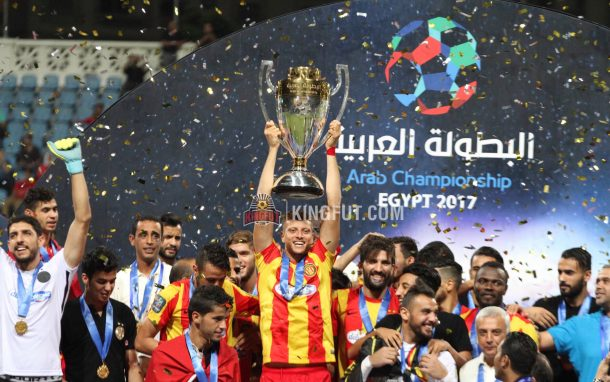 Esperance Arab Club Championship final