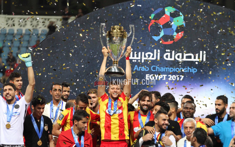 Arab Club Championship final
