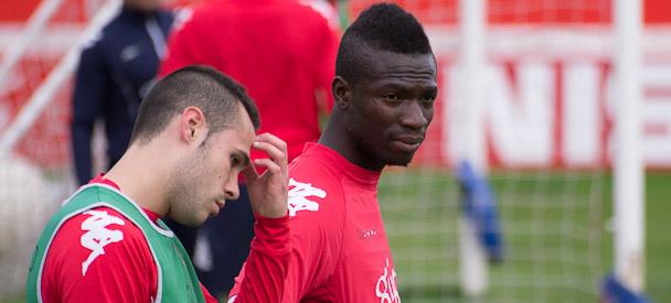 OFFICIAL: Tala'a El-Geish sign ex-Sporting Gijón winger