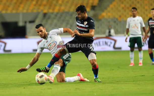 Tarek Hamed signs new three-year deal with Zamalek