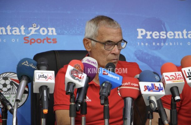 Hector Cuper - Egypt