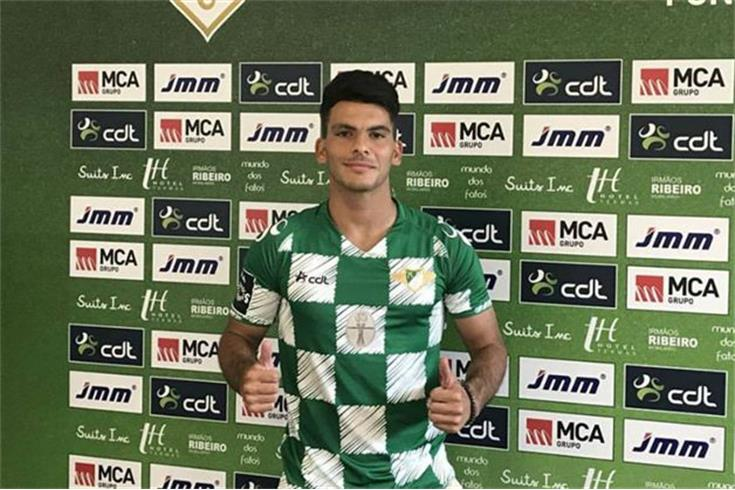OFFICIAL: Zizo joins Portuguese side Moreirense FC - KingFut