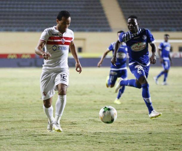 Zamalek receive loan offer from Tunisian side for Cissé