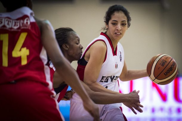 Women Afrobasket Egypt