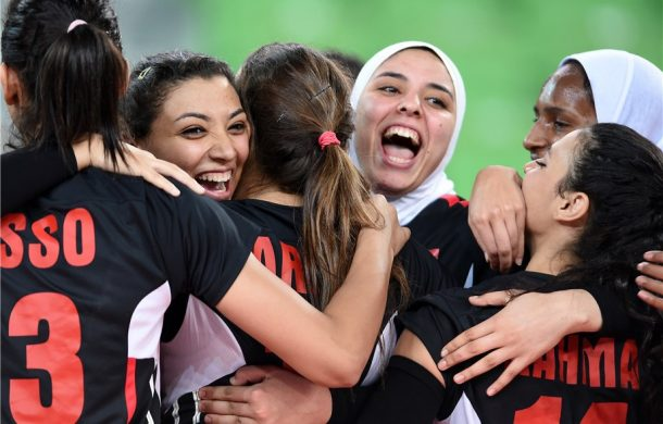 Egypt win at FIVB Women's U23 World Championship