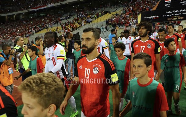 Abdallah El-Said ruled out of Egypt squad for Congo qualifier
