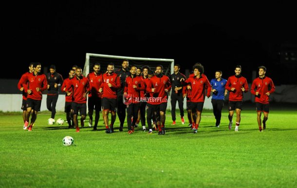 ahly squad for al ragaa