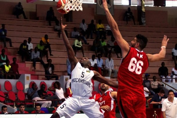 BASKETBALL: Egypt beat Mozambique in Afrobasket opener