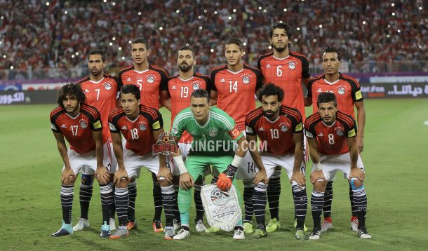 Egypt national team continue to fall in FIFA rankings