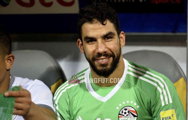 Sherif Ekramy Egypt FA