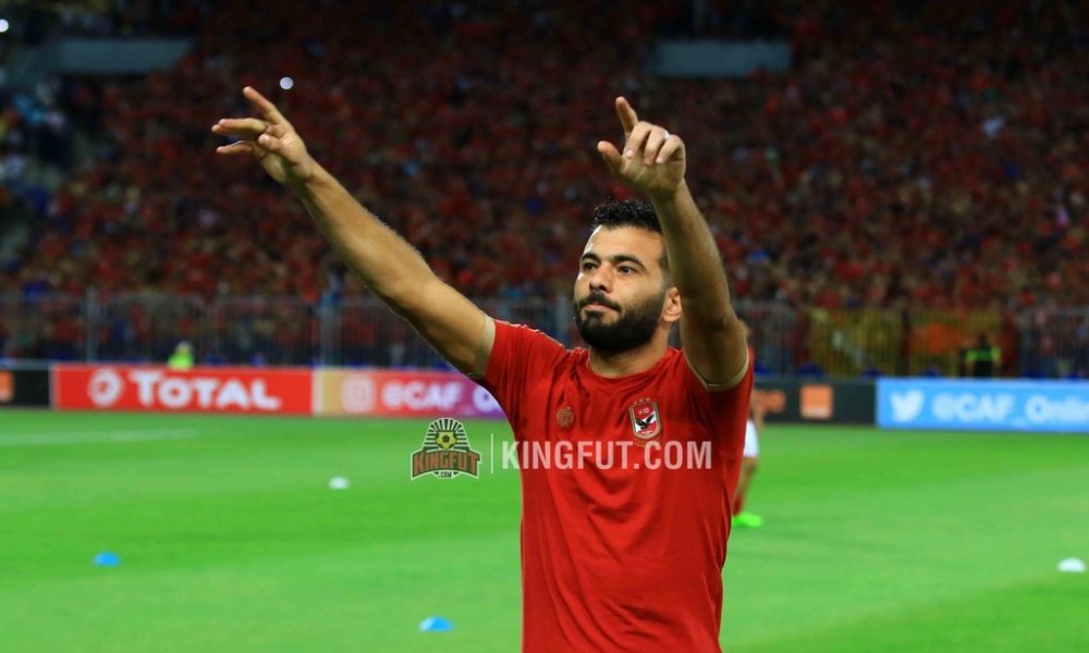 Emad Meteb happy after reaching CAF Champions League semi-final