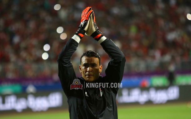 El-Hadary issues apology to fans following Russia defeat