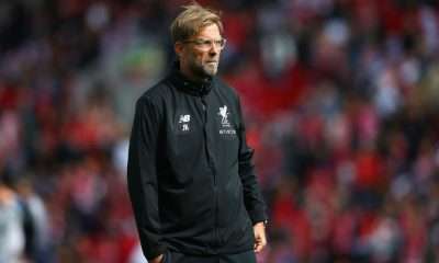 Jurgen Klopp praises Salah