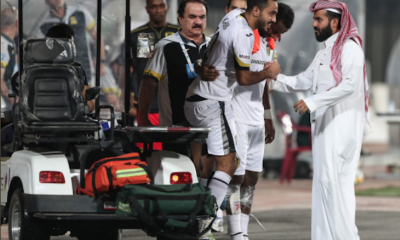 Kahraba reveals extent of injury following victory over Taawoun