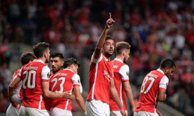 Ahmed Hassan Kouka scores as Braga beat Istanbul Basaksehir