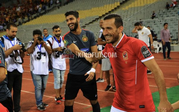 Ali Maaloul out for three weeks with ankle sprain