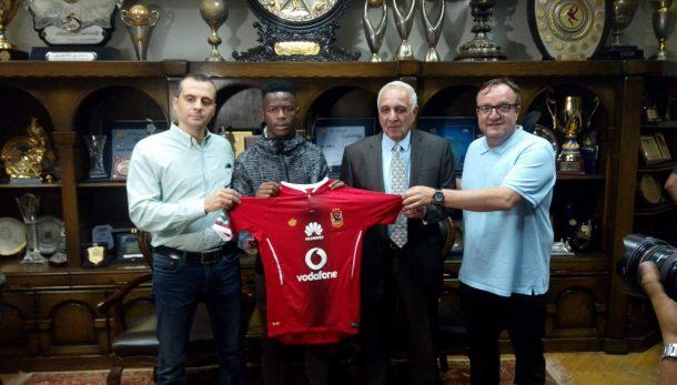 OFFICIAL: Al Ahly sign Bidvest Wits winger Phakamani Mahlambi