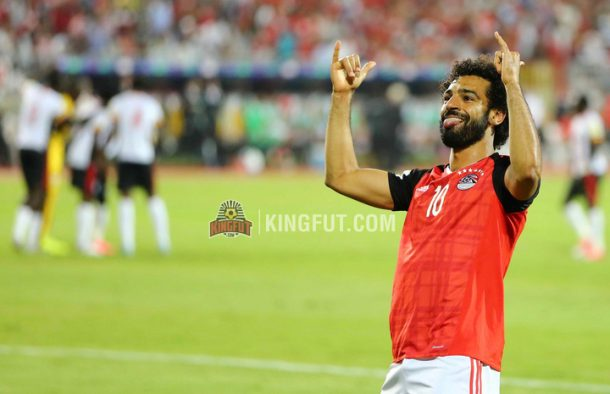 Mohamed Salah to kids in Africa: Never stop dreaming