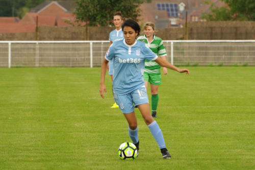 Sarah Essam Stoke City Ladies
