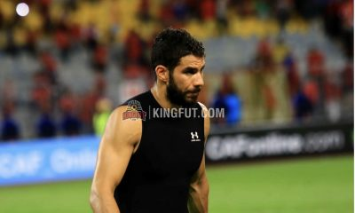Sherif Ekramy thanks al ahly fans