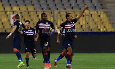 Zamalek beat Al Masry