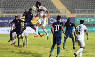 Zamalek held to goalless draw by ENPPI
