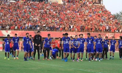 Ahly training session ahead of Eseprance Sportive de Tunisa quarter-final clash