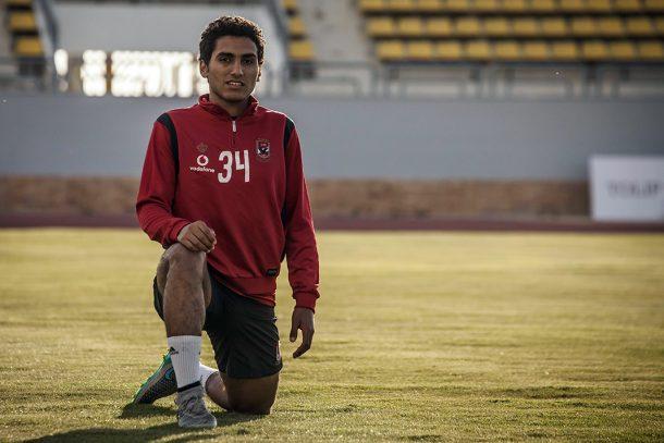 Al Ahly drop Ahmed Hamdi from pre-season squad