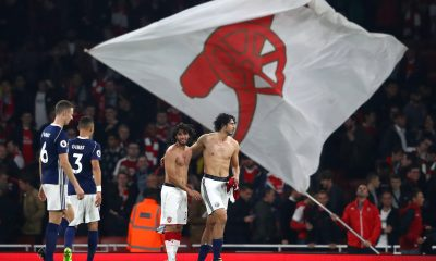 Hegazi ElNeny Arsenal West brom