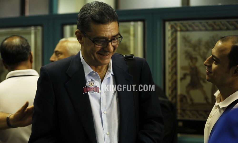 Mahmoud Taher says al ahly target caf champions league title