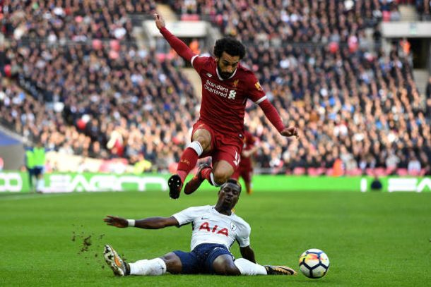Pochettino reveals why he played Aurier against Salah