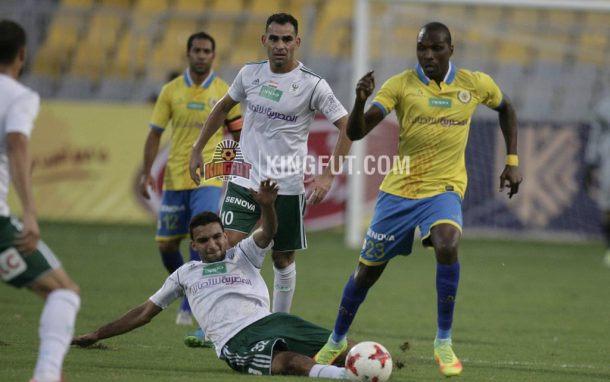 Ismaily defeat Al Masry