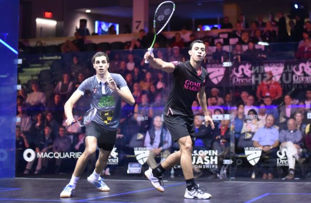 Five Egyptians qualify for U.S. Open semi-finals