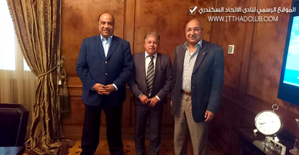 Ittihad sack Hany Ramzy, name Jean-Michel Cavalli as replacement