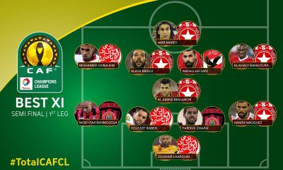 CAF Team of the Week