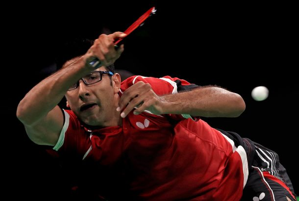 Omar Assar becomes Africa's highest ranked table tennis player