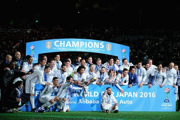 Federation Internationale de Football Association  mulling expansion, calendar shift for Club World Cup