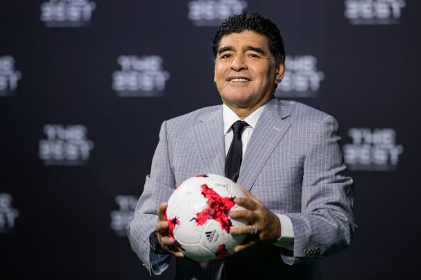 Diego Maradona hails Egypt, Salah after World Cup qualification