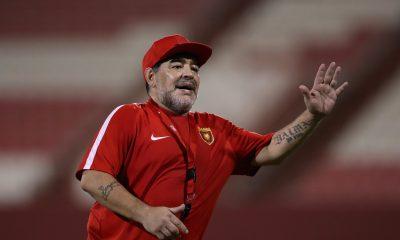 Diego Maradona Egypt